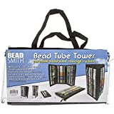 Beadsmith Portable Bead Tube Tower Qty 1