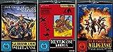 Geheimcode Wildgänse + die Wildgänse kommen + Rückkehr der Wildgänse (FSK 18) im Set - Deutsche Originalware [3 DVDs]