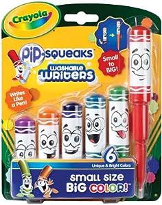 Vivid Imaginations Crayola - Juego de rotuladores Extensibles (6 Unidades)