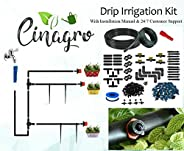 CINAGRO™ - Drip Irrigation Garden Watering 30 Plants Drip Kit