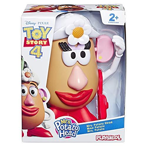 Monsieur Patate - Jouet Madame Patate - Jouet enfant 2 ans - La Patate du film Toy Story - Jouet 1er age