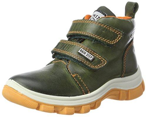 Naturino Baby Jungen Murray Sneaker, Grün (Gruen-9113), 27 EU