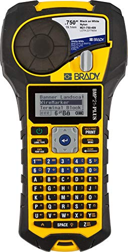 Brady BMP21-Plus Label Printer