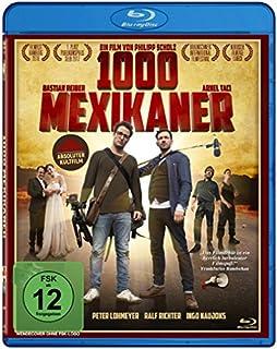 1000 Mexikaner [Blu-ray]
