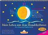 Mein Leben mit dem Mondrhythmus: Tisch- und Wandkalender - Edith Stadig