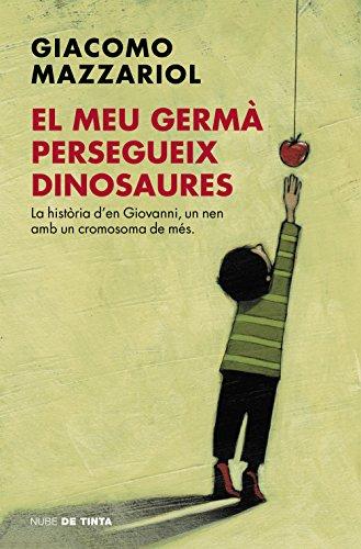 El meu germà persegueix dinosaures és una història intimista,  tendra i commovedora que subratlla la meravella que amaga la diversitat.  Amb un tractament profund i còmic alhora, dolç i personal, d'un tema d'interès social com és la síndrome de Down....
