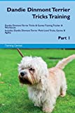Dandie Dinmont Terrier Tricks Training Dandie Dinmont Terrier Tricks & Games Training Tracker & Workbook. Includes: Dandie Dinmont Terrier Multi-Level Tricks, Games & Agility. Part 1