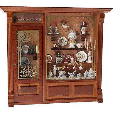 pharmacie Shop Display W miniatures pièce Boîte de vignette par Reutter Porcelaine