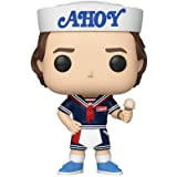 Figurines POP! Vinyl: Television: Stranger Things: Steve w/Hat and Ice Cream