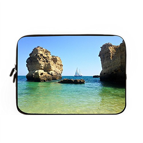 hugpillows-funda-para-portatil-bolsa-de-funda-para-portatil-sol-cliff-mar-barco-velero-rock-casos-co