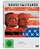 House of Cards - Die komplette f�nfte Season (4 Discs) Bild