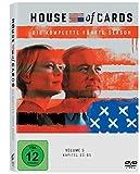 House of Cards - Die komplette f�nfte Season (4 Discs) medium image