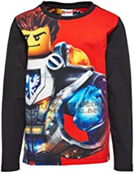 Lego Wear Nexo Knight Tony 807, T-Shirt Garçon