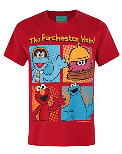official-furchester-hotel-boys-t-shirt-3-4-years