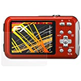 atFoliX Folie für Panasonic Lumix DMC-FT30 Displayschutzfolie - 3 x FX-Antireflex-HD hochauflösende entspiegelnde Schutzfolie