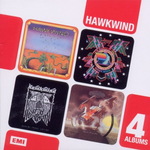 Hawkwind/In Search Of Space/Doremi Fasol Latido / Hall Of The Mountain Grill