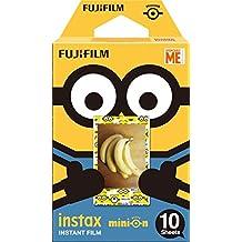 Fujifilm Instax Mini MINION M1 -Película fotográfica (10 unidades), color estilo