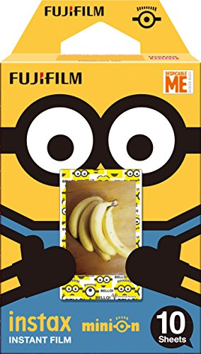 Fujifilm Colorfilm Instax Mini Minion DMF WW 1, Minion 1