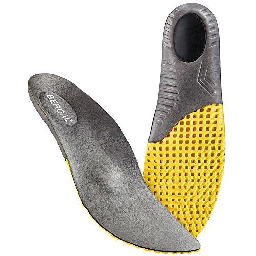 Bergal Daily Support - Die Schuheinlage mit Fußbett für jeden Tag