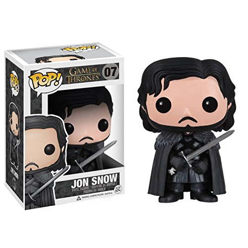Game of Thrones Jon Snow Vinyl Figure 07 Funko Pop! Standard - Tv-novedades