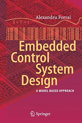 Embedded Control System Design: A Model Based Approach Embedded Control