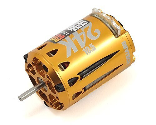 Team Trinity 24K Certified Short Stack Brushless Motor (10.5T) by team Trinity