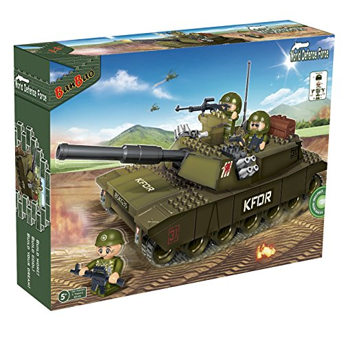 BanBao 8246 - FV 9876 tank, Konstruktionsspielzeug