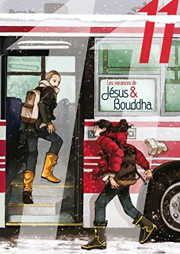 Les Vacances de Jésus & Bouddha - tome 11 (11) par Hikaru NAKAMURA