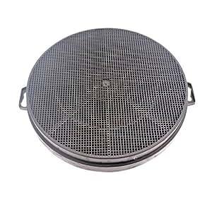 Filtre charbon rond type 210 akr563 dr1155 gf5310 hm8955 hotte siemens lc45960