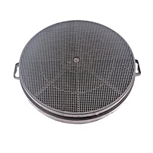 Filtre charbon rond fac539 akr659ix hotte faure chg172x