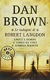 Scarica Libro Le indagini di Robert Langdon Angeli e demoni Il Codice da Vinci Il simbolo perduto (PDF,EPUB,MOBI) Online Italiano Gratis