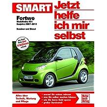 Smart Fortwo 451 (Jetzt helfe ich mir selbst)