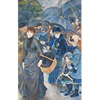 JH Lacrocon Pierre-Auguste Renoir - Nini In The Garden (Nini Lopez) Canvas Reproductions Rolled 30X36 inch - People In Landscape Paintings