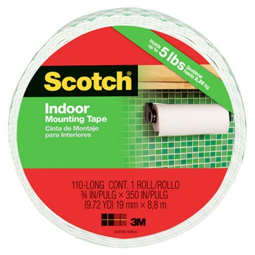 scotch-mounting-tape-3-4-inch-x-350-inches-110-long
