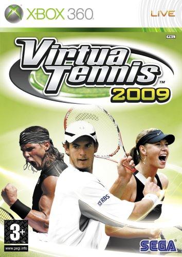 Virtua Tennis 2009 (Xbox 360) [Importación inglesa]