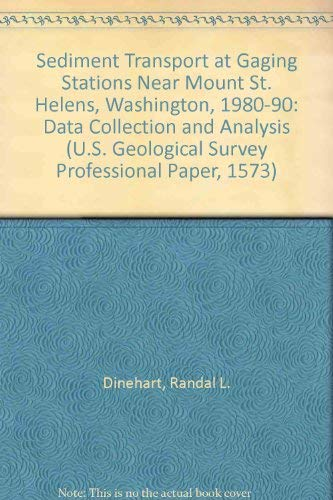 Mount Wash Station (Sediment Transport at Gaging Stations Near Mount St. Helens, Washington, 1980-90: Data Collection and Analysis (U.S. Geological Survey Professional Paper, 1573))