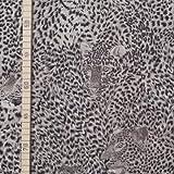 Wasserabweisender Stoff - Leopard