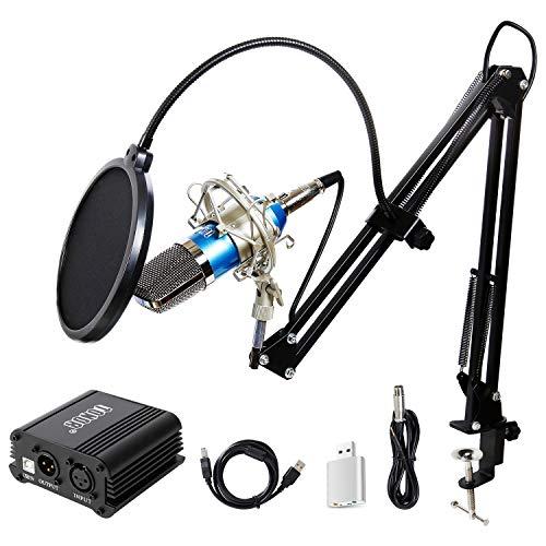TONOR Microphone à Condensateur ...
