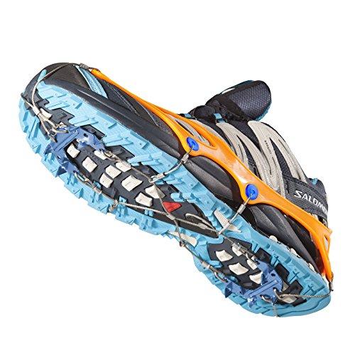 Nortec Uomo Trail Microramponi, Uomo, 11020, Orange, Size 39-41