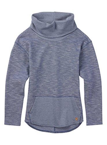 Burton ellmore Sweat-shirt True Blue Heather