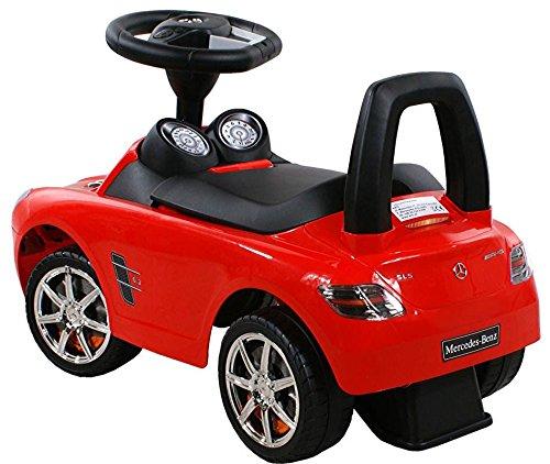 Coche Andador Mercedes Rojo de Chipolino