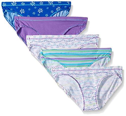 Hanes Girl's Bikini Style Underwear