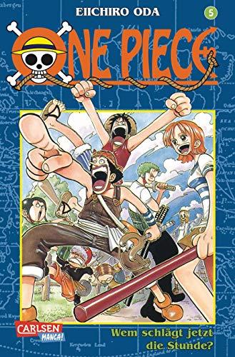 One Piece, Bd. 5, Wem schlägt jetzt die Stunde?