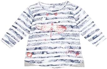 Chipie Binocle Baby Girl's T-Shirt Nickel 6 Months