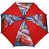 Disney Cars Regenschirm, blau/rot
