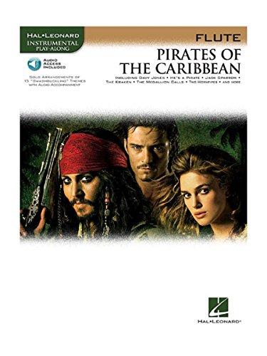 Klaus Badelt: Pirates Of The Caribbean (Flute). Für Querflöte