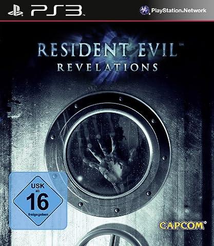 Resident Evil - Revelations - [PlayStation 3] (Resident Evil Controller)