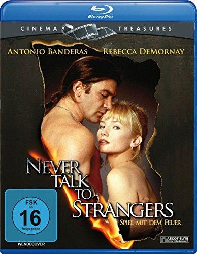 Never Talk To Strangers - Spiel mit dem Feuer (Cinema Treasures) [Blu-ray]