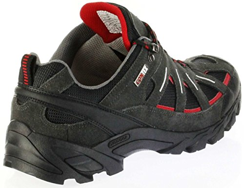 Conway Outdoor-Trekking-Wanderschuhe rot TEX-Membrane Herren Schuhe Nebraska Rot