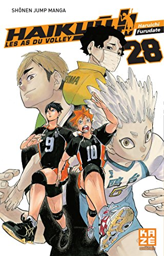 Haikyu !! - Les As du volley T28 par Furudate Haruichi